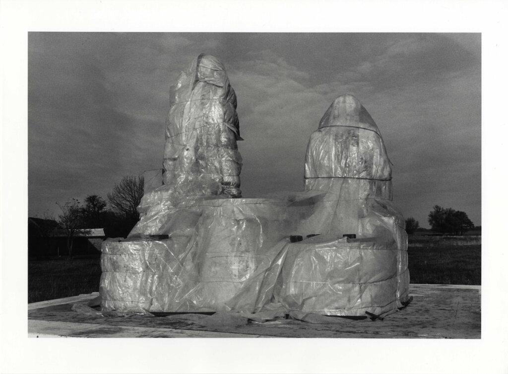 Sybille Bergemann das Denkmal